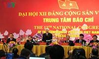 Der 12. Parteitag ist der Parteitag der Demokratie, der Solidarität, der Disziplin und des Verstands