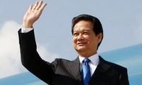 Premierminister Nguyen Tan Dung nimmt am ASEAN-USA-Gipfeltreffen teil
