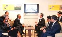 Vietnambesuch des US-Präsidenten Barack Obama im Mai 2016