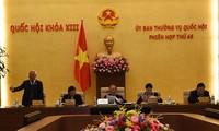 Ständiger Parlamentsausschuss diskutiert den Pressegesetzesentwurf