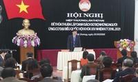 Konferenz über Umsetzung des Gesetzes zur Organisation der Lokalbehörden