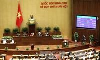 Abgeordnete erwarten die Willensstärke des neuen Premierministers