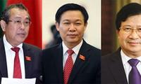 Parlament ratifiziert die Ernennung der Regierungsmitglieder