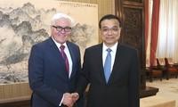 Deutscher Außenminister besucht China