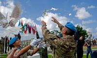 UNO verabschiedet Resolution über den Friedensschutz