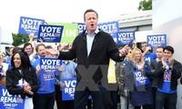 Britischer Premierminister: Entscheidung für EU-Austritt ist Bombardement der Wirtschaft