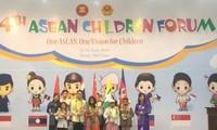 """Eröffnung des Forums """"Eine ASEAN, eine Vision für Kinder"""""""