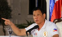 Präsident der Philippinen: Verhandlung mit China muss auf dem Urteil des Schiedshofes basieren