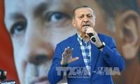 Türkischer Präsident: Schwankungen im Kabinett sind möglich