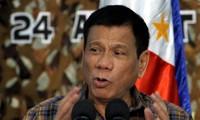 Präsident der Philippinen ist sicher nach Explosion in Davao