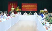 """Seminar """"Huynh Thuc Khang und die vietnamesische Revolution und seine Heimat Quang Nam"""""""
