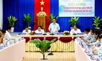 Vizepremierminister Vuong Dinh Hue fordert Aktualisierung des Klimaszenarios