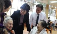 Altenpflege ist die konsequente Linie der Partei und des Staates Vietnams