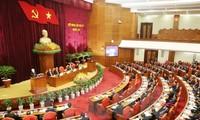 2. Arbeitstag der 4. Sitzung des KP-Zentralkomitees