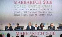 Klimagipfel COP-22 setzt Pariser-Abkommen in die Tat um