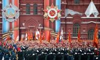 Russland begeht den 72. Tag des Sieges