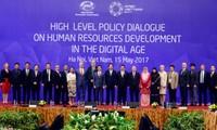 Entwicklung der Arbeitskräfte im digitalen Zeitalter: Vietnam hat das Thema richtig gewählt