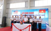 Die USA übergeben der vietnamesischen Seepolizei sechs Patrouillenboote