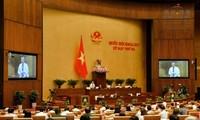 Parlament ratifiziert einige wichtige Beschlüsse und Gesetze