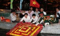 Feierlichkeiten zum 70. Jahrestag der Kriegsinvaliden und gefallenen Soldaten