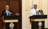 Frankreich drängt arabische Länder zur Lockerung ihrer Blockade gegen Katar