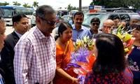 Die hochrangige Delegation des bangladeschischen Parlaments besucht Ha Long-Bucht