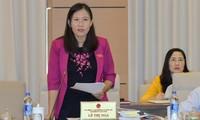 Ständiger Parlamentsausschuss diskutiert den geänderten Strafregistergesetzesentwurf