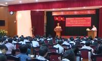Trainingskonferenz über Pressearbeit