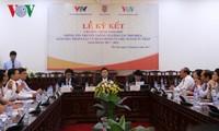 Unterzeichnung des Kooperationsprogramms zwischen Justizministerium und VOV