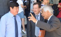 Treffen Vietnams 2017: Internationales Wissenschaftsseminar über geschmackliche Physik