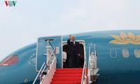 KPV-Generalsekretär Nguyen Phu Trong beendet Besuch in Indonesien und beginnt Besuch in Myanmar