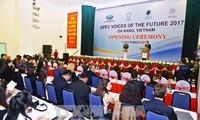 """Eröffnung des Forums """"Die Stimme der Zukunft für APEC 2017"""""""