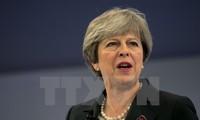 Brexit: Britische Premierministerin sendet harte Botschaft über den EU-Austritt
