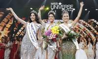Die Schönheit des Hochlandes aus Tay Nguyen H'Hen Nie wird Miss Universe Vietnam 2017