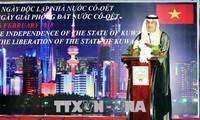 Feier zum 57. Unabhängigkeitstag und 27. Befreiungstag Kuwaits in Ho Chi Minh Stadt
