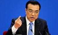 Li Keqiang zum chinesischen Ministerpräsident wiedergewählt