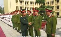 Vize-Parlamentspräsident Do Ba Ty besucht Provinz Dien Bien
