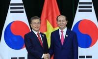 Südkoreas Zeitung: Vietnam spielt eine wichtige Rolle bei der Südpolitik des Präsidenten Moon Jae-in