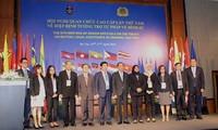 Konferenz über das Abkommen für strafrechtliche Hilfe in Hanoi