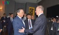 Minister für öffentliche Sicherheit To Lam nimmt an der Konferenz in Russland teil