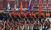 Aktionen des unsterblichen Regiment weltweit zum Tag des Sieges