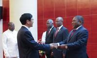 Mosambik will die Beziehung zu Vietnam verstärken