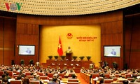 5. Sitzung des Parlaments der 14. Legislaturperiode wird am 21. Mai eröffnet