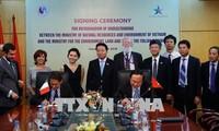 Vietnam und Italien verstärken Zusammenarbeit in den Bereichen Umwelt und Klimawandel