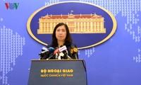 Vietnam protestiert gegen die Militäraktivitäten Chinas auf der Insel Phu Lam