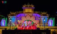 Lotus-Fest in Thua Thien Hue fördert den Tourismus vor Ort