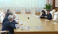 Beamten Russlands und Nordkoreas diskutieren über ein Gipfeltreffen