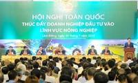 Landeskonferenz über Investitionen in der Landwirtschaft