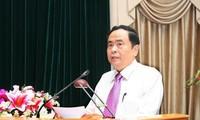 Treffen zum 130. Geburtstag des Präsidenten Ton Duc Thang