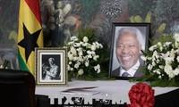 UNO-Trauerfeier für Kofi Annan
